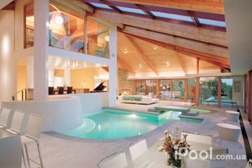 Бассейн в гостинной – Living Room Pool